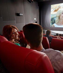 sinema salonu vrf klima