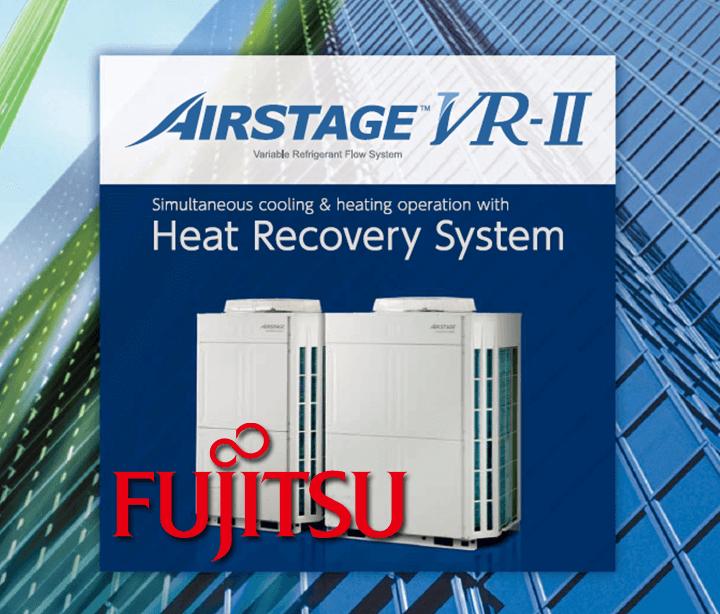 Fujitsu VRF Klima Kataloğu