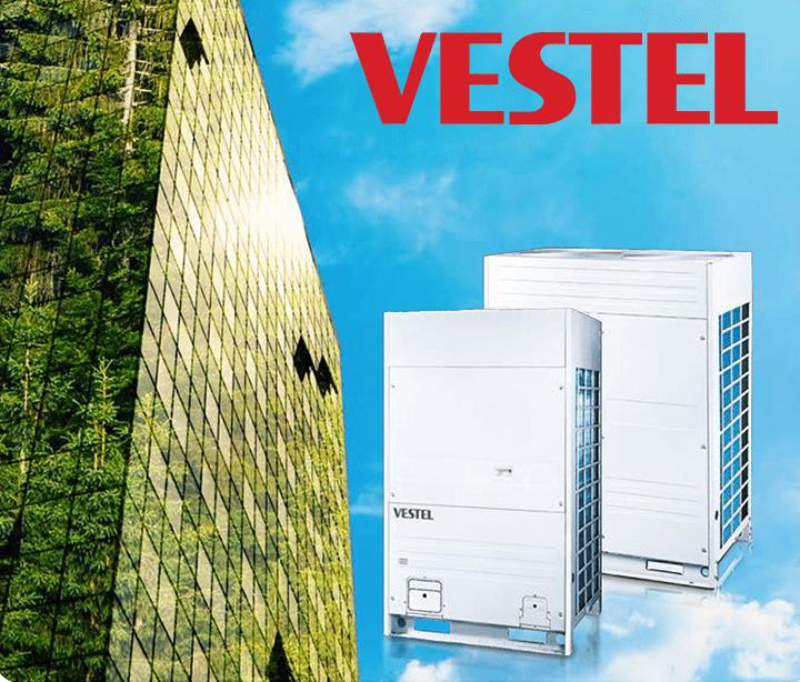 Vestel VRF Klima Kataloğu