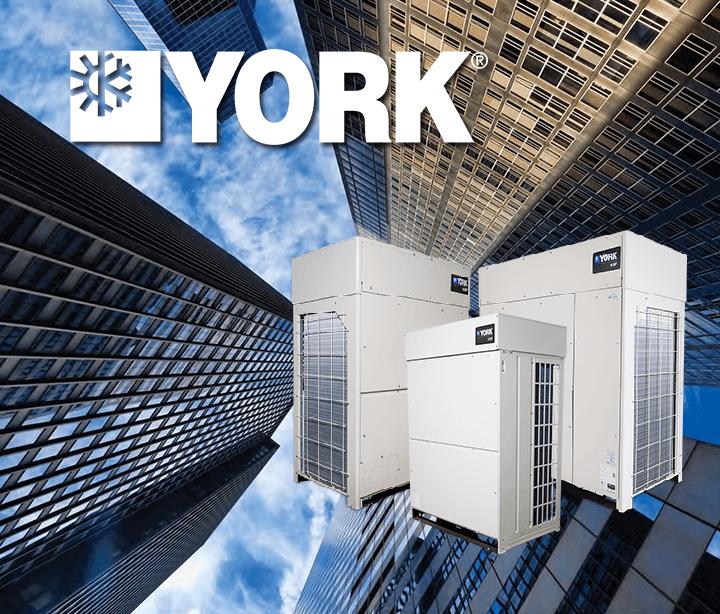 York VRF Klima Kataloğu